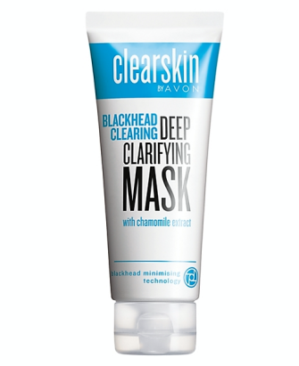 Capture clay mask